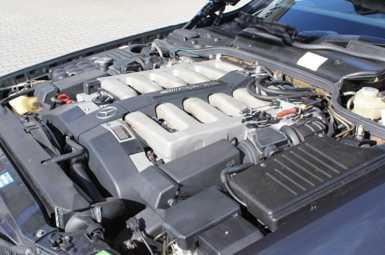 Instandsetzung M119-Motoren |
